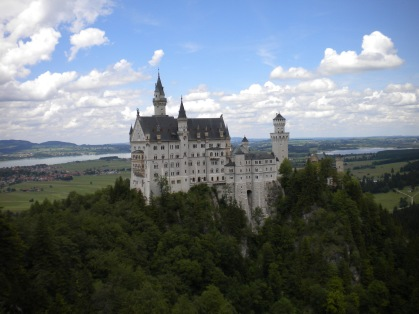 Neuschwanstein Castle, Germany || Travel Far, Eat Well