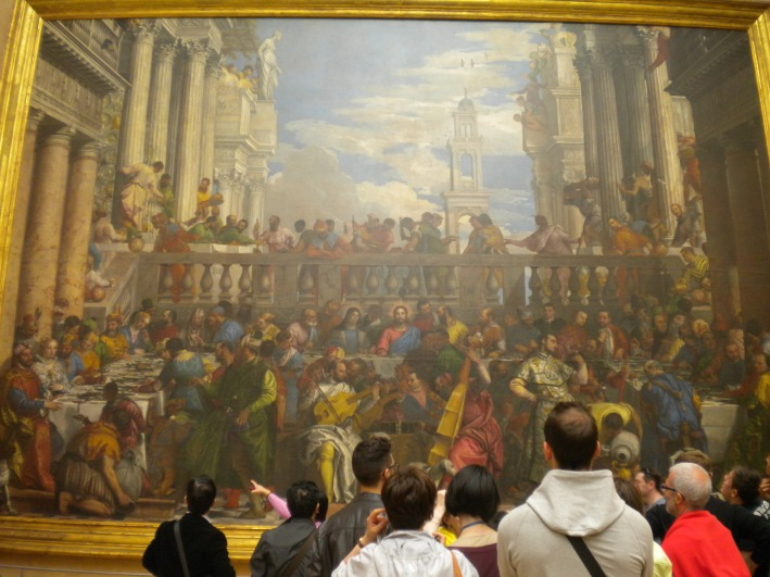The Louvre || Travel Far, Eat Well