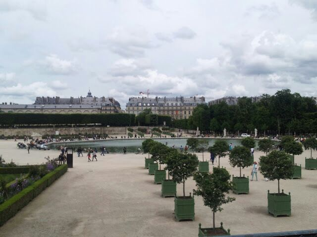 Jardin des Tuileries || Travel Far, Eat Well