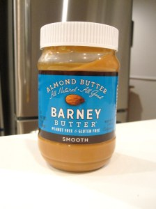 Product Review: Barney Butter