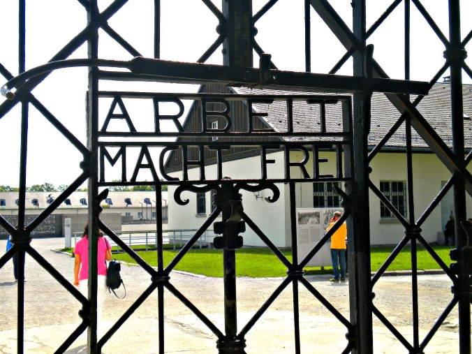 An Inside Look at Dachau - Germany's First Nazi Concentration Camp