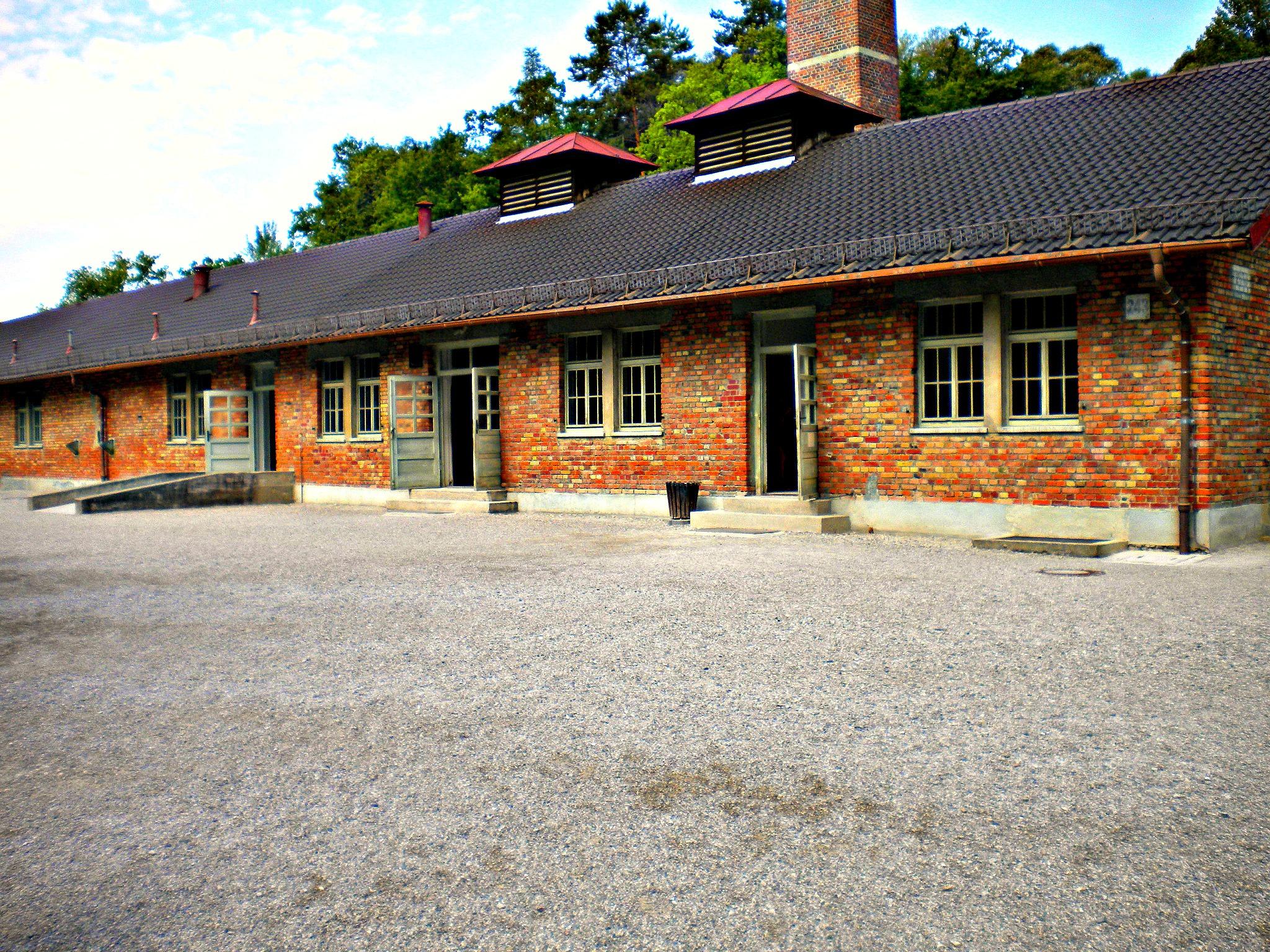 Remains of Prison Camp (Häftlingslager) | ruins ... |Concentration Camps Buildings