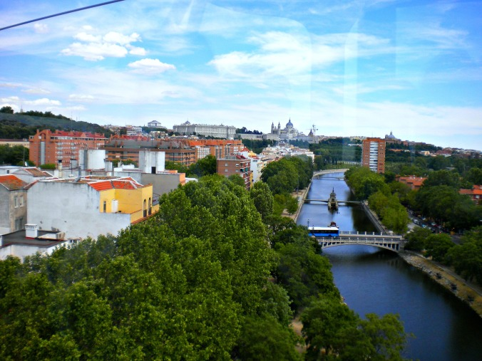 Hop On the Teleférico for the Best Views of Madrid