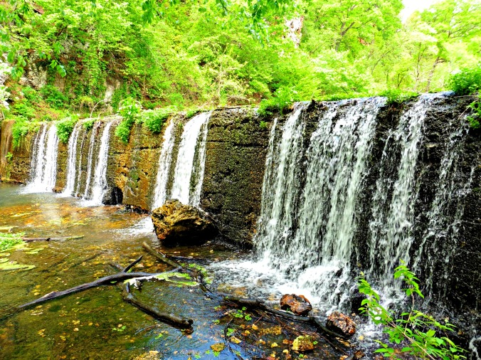 Best of the Midwest: Natural Falls State Park