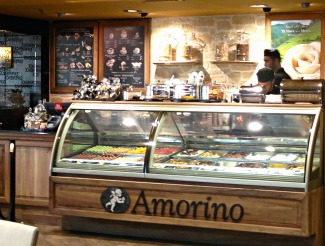 Amorino aka the Best Gelato in Madrid