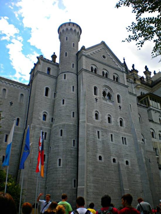 Neuschwanstein Castle in Photos