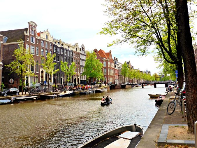 [Photo Essay] Canals of Amsterdam