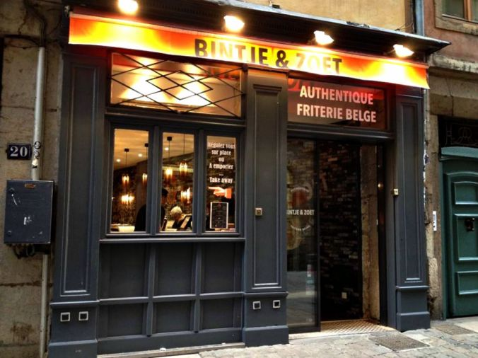 The Best Spot to Eat French Fries in France