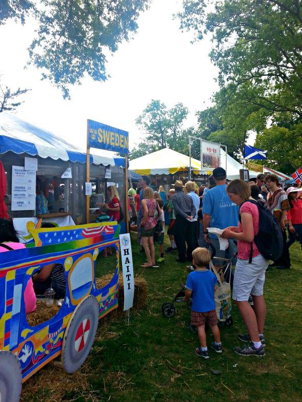 Kansas City's Ethnic Enrichment Festival